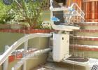 英国原装进口handicare双轨曲线座椅电梯