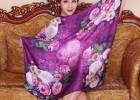 絲巾的各種圍法絲巾怎么圍絲巾搭衣服