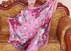 女士丝巾什么牌子好 楼兰丝语品牌丝巾