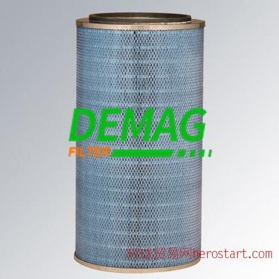 P191334钢厂用德玛格除尘滤筒滤芯