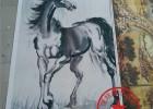 深圳油画彩印 高品质油画彩绘 油画uv印刷加工 专业快速