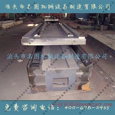 大型机床床身铸件 消失模铸造工艺 树脂砂铸造 优质HT250材质
