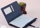 你见过装在记事本上的U盘吗