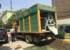 998粪便压干和排出清水吸污车,无害化化粪池清掏清理车