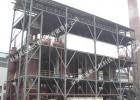 两段式煤气发生炉制气流程石家庄远航提供