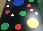 彩色喷墨数码打印机 木板彩喷打印 木板UV喷绘拼图加工