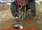 新款挖坑机 四冲程挖坑机 多功能种树挖坑机 k1