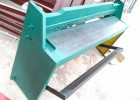 脚踏式剪板机1.3彩钢设备伟拓剪板机设备