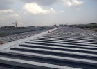 金属屋面漏水用什么材料?倍儿实金属屋面专用防水涂料