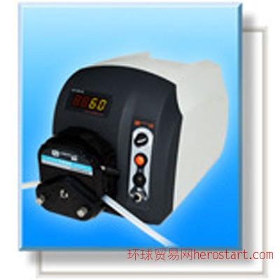 雷弗基本调速型蠕动泵 培养基精密计量泵 大流量BT601S 0.006