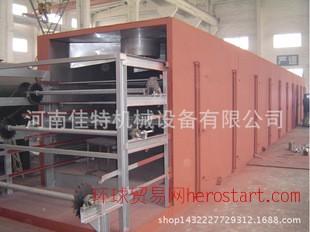 多层网带干燥设备 枸杞子烘干带式烘干机 带式干燥机 干果烘干机