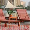 厂家专业生产沙滩椅 山樟木沙滩椅 休闲躺椅 可定做休闲椅躺椅