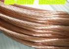铜包钢绞线在防雷中作用  铜包钢绞线施工时的注意事项