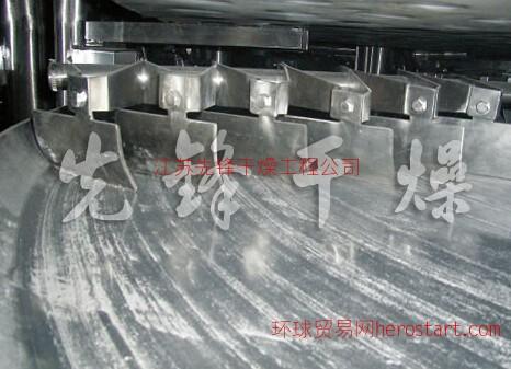 碳酸钙专用盘式干燥机
