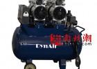无油空气压缩机大圣DA5002空压机2个泵头