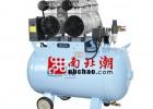 大圣往复式压缩机DA7002纯无油设计空压机2个泵头