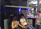 精敏数字两座飞行影院 9D虚拟现实厂家热销