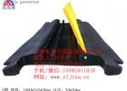 PVC线槽板 线槽板厂家 单孔电缆线槽板