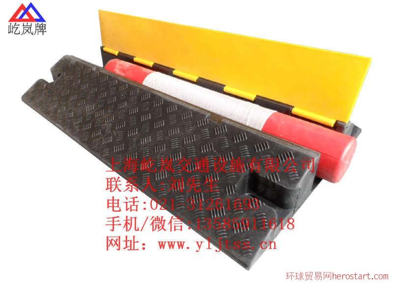 线槽板 橡胶线槽板 电缆过线板 (83)