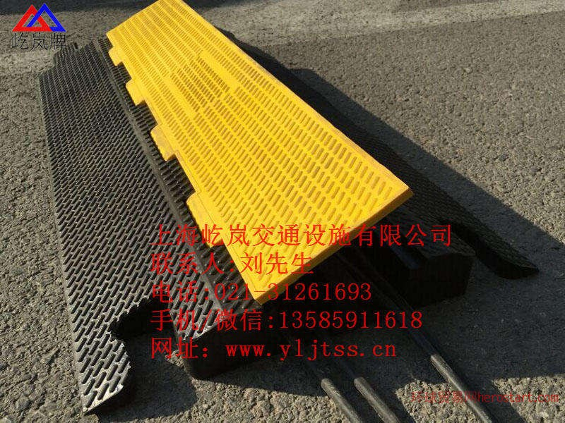 线槽板 橡胶线槽板 电缆过线板 (73)