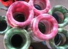 工艺品编织彩色铝线 氧化铝线
