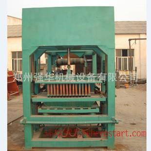 免烧砖机 大型液压砖机 环保空心砖机