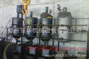 1-10吨精炼油生产线 灌装过滤设备