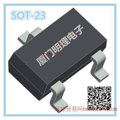 贴片达林顿三极管MMBTA28 SOT-23用于汽车氧吧直销仓山区