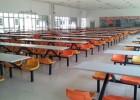 河北食堂餐桌椅分体,不锈钢餐桌椅厂家