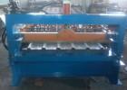 压瓦机850全自动屋顶板1050压瓦机彩钢设备6道峰压瓦机
