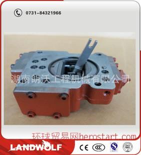 挖掘机械配件 川崎柱塞泵配件  川崎液压泵调节器KR3G-0E11-V