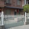 pvc社区护栏,围墙护栏,别墅护栏