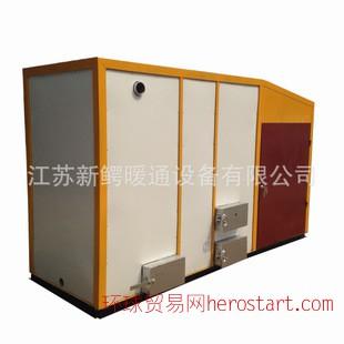 智能环保型自动型间接生物质燃料热水锅炉