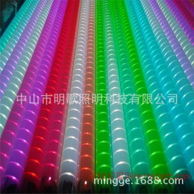 LED护栏管六段 七彩内控数码六段护栏灯 轮廓灯造型灯