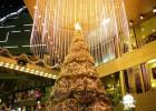 【广州圣诞节商场美陈】商场圣诞美陈节日布置设计公司