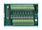 北京研华PCLD-8712接线端子板,DIN导轨支架现货