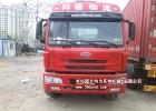 青岛港口集装箱运输公司,青岛港的集装箱车队,码头拖车