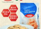 批发零售意大利COOP酷欧培家庭装佛罗里尼奶油饼干