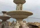 曲阳石雕风水球喷泉加工 永权雕塑石雕风水球制作