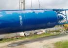 出租水泥罐60T散装水泥仓