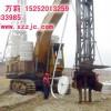 20米挖机插板机,25米链条插板机,30米插板机打桩机厂