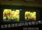 北京直销高清投影仪,电动投影幕