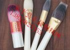现货批发pe塑料化妆刷保护网套 包装网套 防止炸毛松散