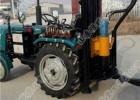 厂家直销拖拉机式气动打井机  气动打井机最新报价