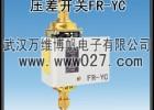 消防主泵压差开关 差压变送器 型号FR-YC