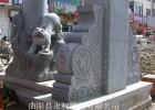 曲阳石头牌坊设计厂家 永权雕塑石头牌坊制作
