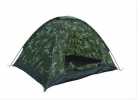 200*150*110户外迷彩帐篷  单人帐篷