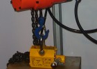 提供现货 强力密极细目永磁吸盘 精展磁力吊