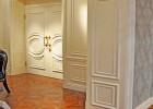 欧宝隆木门专属定制欧式实木护墙板