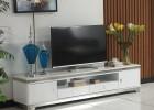 现代时尚高档客厅家具大理石台面桌面不锈钢电视柜特价A666